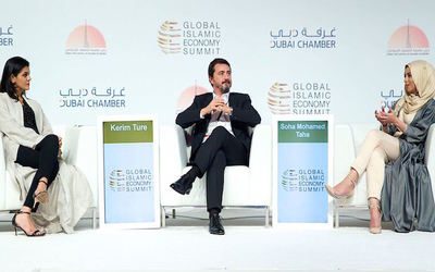 Global Islamic Economy Summit in Dubai features discussion on 'modest fashion'
