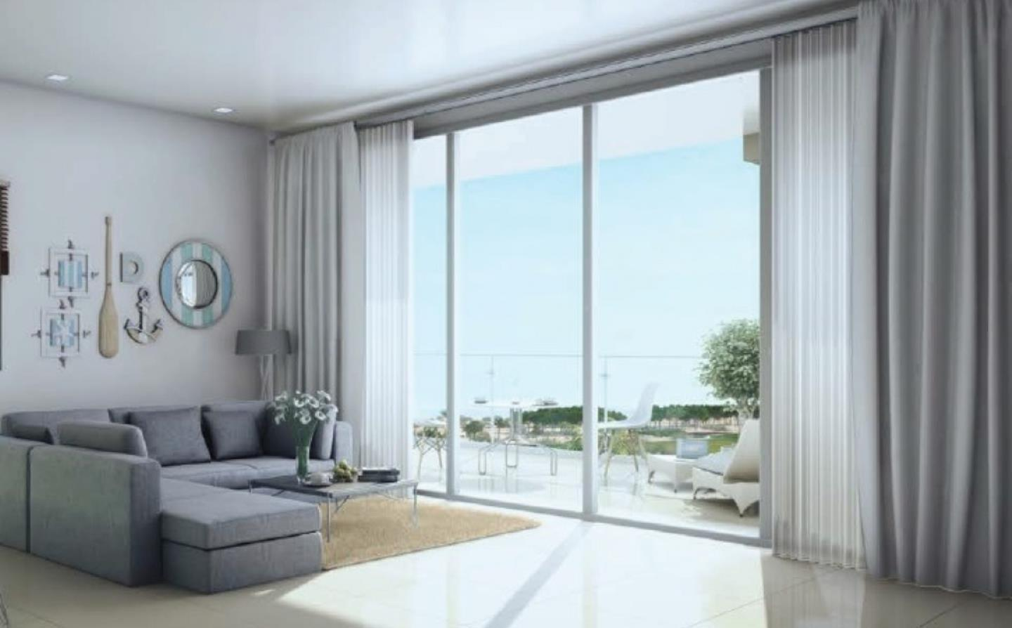 A one bedroom  apartment is available in Golf Lake Residences