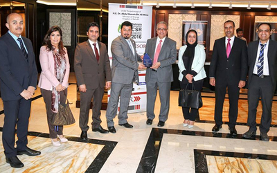 The Bahrain International Corporate Social Responsibility Award 2016 was held earlier this month.