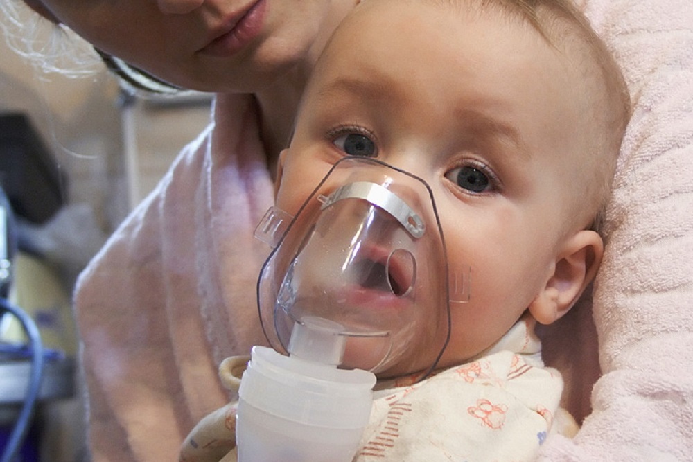 The study hoped to show the drug could prevent medically attended RSV infections in infants.