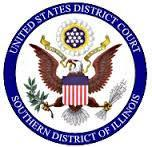 Large court seal