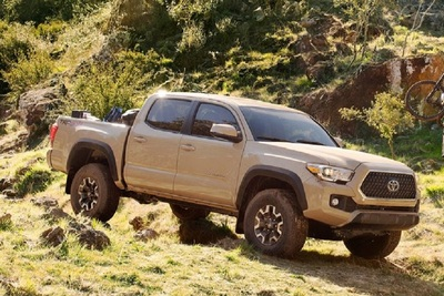The Tacoma SX offers a sophisticated -- yet affordable -- upgrade to the Tacoma SR trim level.
