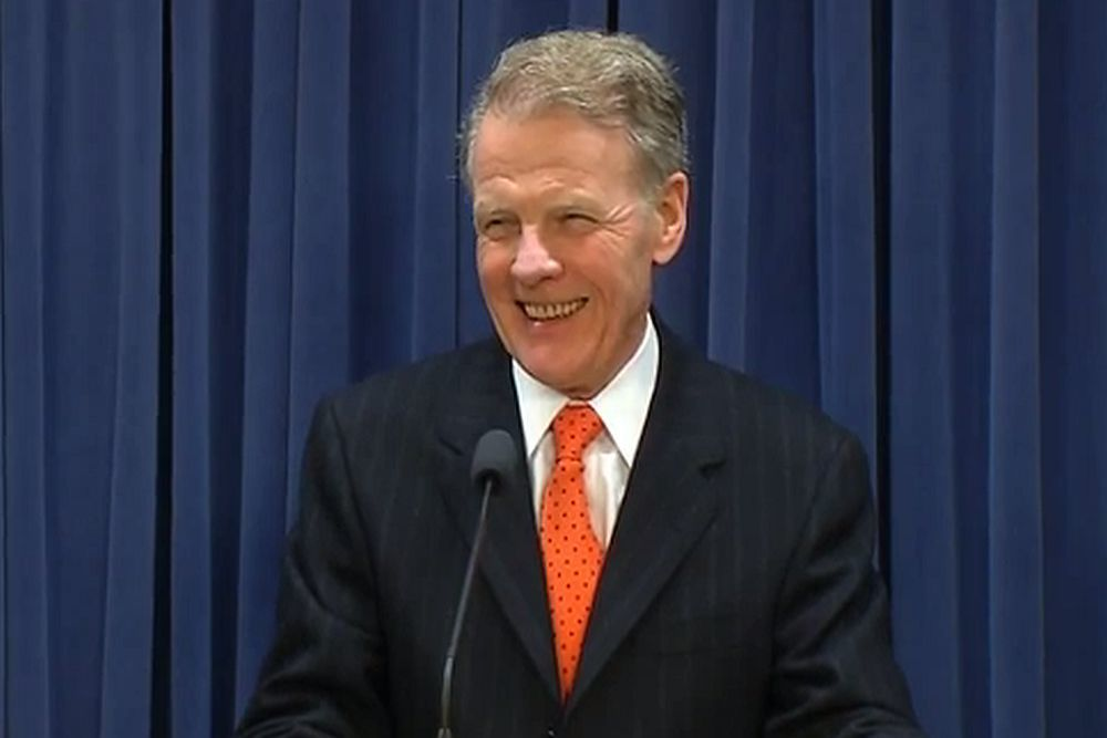 Democratic House Speaker Michael Madigan may face a subpoena to appear before the State Board of Elections.
