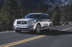 The 2020 Lincoln Aviator Grand Touring.