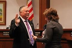 Bill Johnston will serve as District 4 trustee.