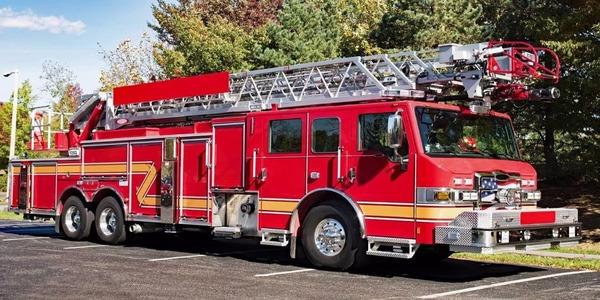 Large firetruck