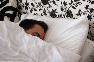 People spend a third of their life sleeping, so the bedroom environment should be as healthy as possible.