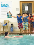 The Southwest YMCA wants to help every child in the community learn to swim. We offer private swim lessons, group lessons for kids of various levels, swim leagues for kids age 6-14 and more. Visit www.austinymca.org/programs/swimming for more information.