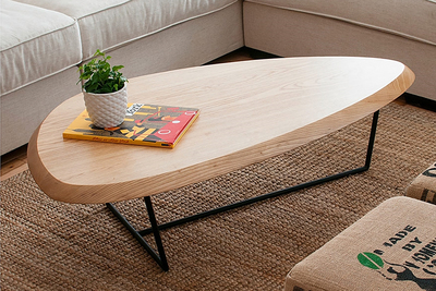 Today's coffee tables do not necessarily fit the form or fashion of years past.