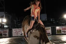 Southern Junction's clubs feature mechanical bull riding contests.