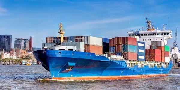 Large cargo ship 05