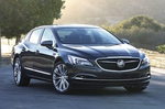 The new Buick Lacrosse adds 3 inches between the front and rear wheels and looks great doing it.