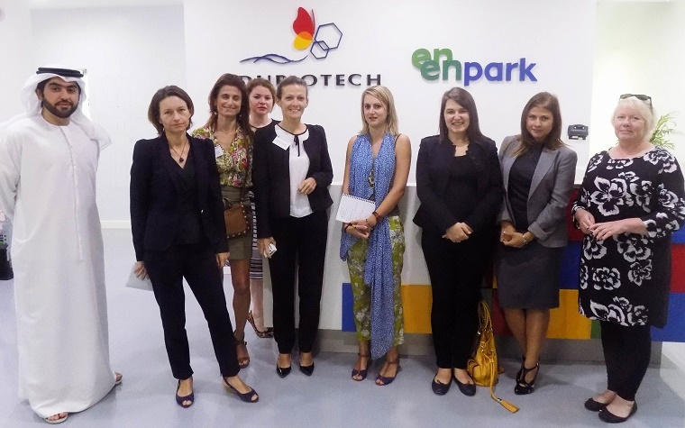 The Dubai Biotechnology and Research Park hosted the French Business Council's Healthcare Committee last week.