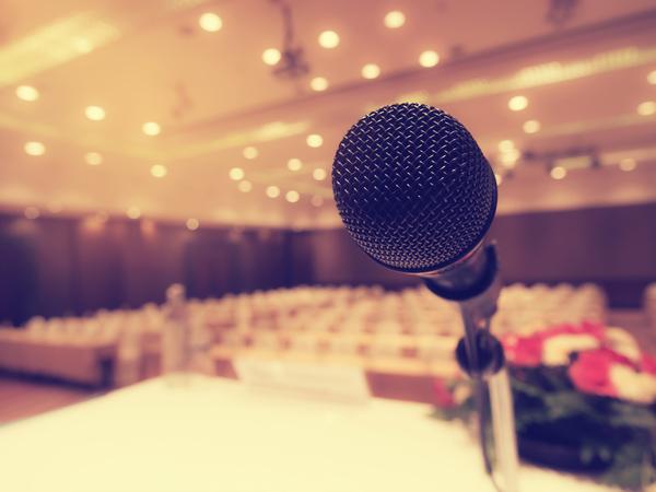 Large symposium
