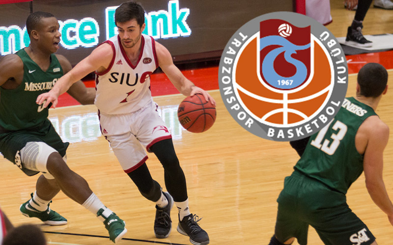 Burak Eslik will be heading to Turkey to play for Trabzonspor Medical Park B.K.