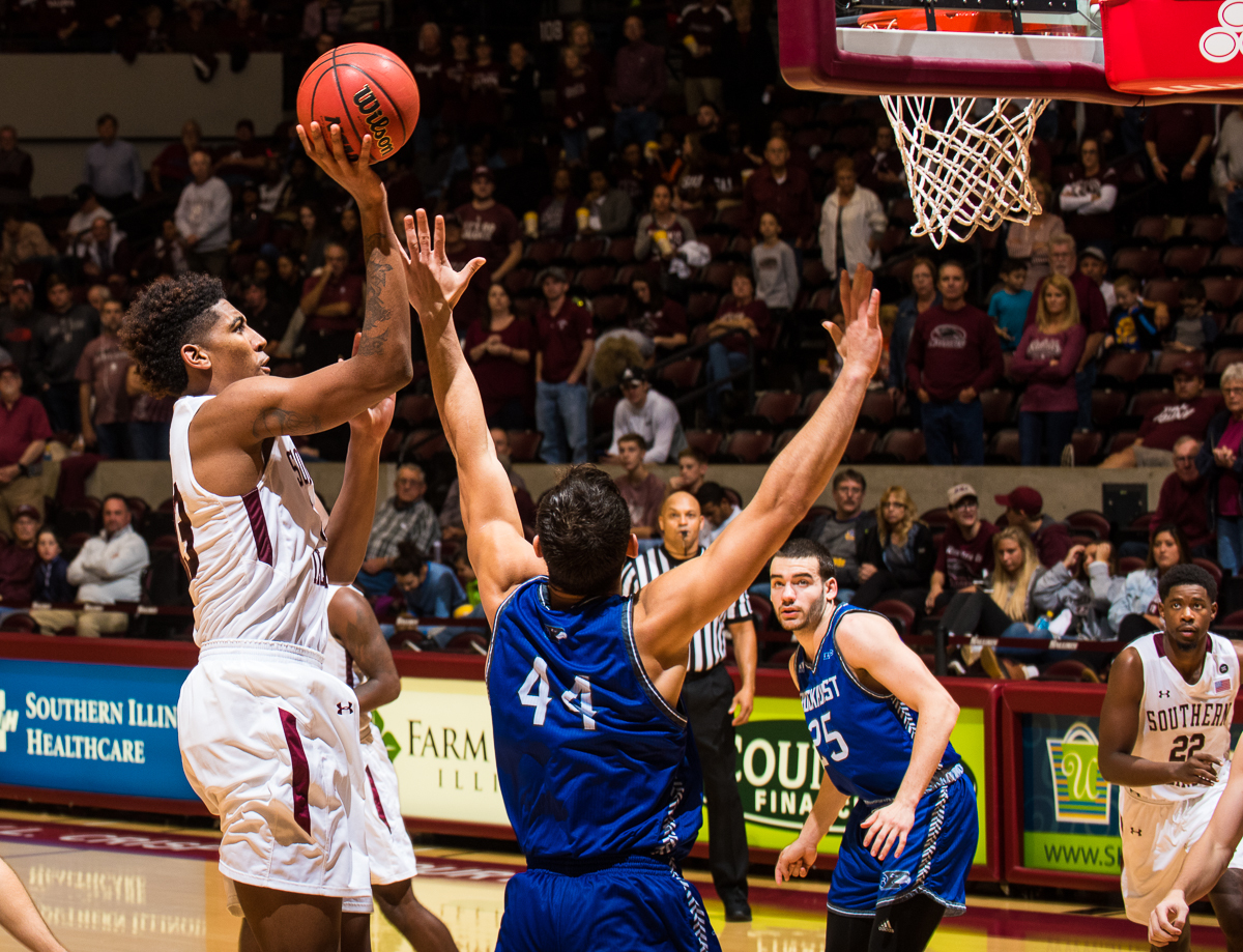 The Salukis are hoping to win the conference title for the first time in 11 years.