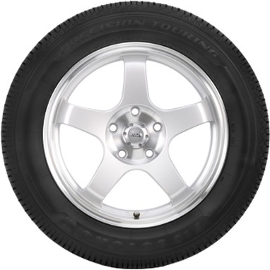 This type of tire is designed for passenger vehicles and is an all-season tire.