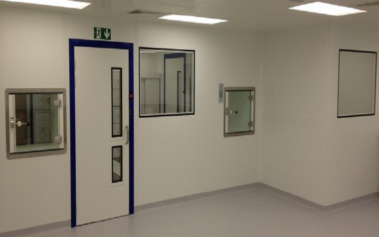 Technickon specializes in cleanrooms and controlled environments.