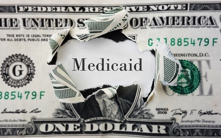 Obamacare-related Medicaid expansion is 'diverting resources' away from those in need.