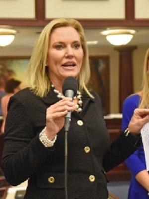 Florida State House Rep. Heather Fitzenhagen (R-Fort Myers)