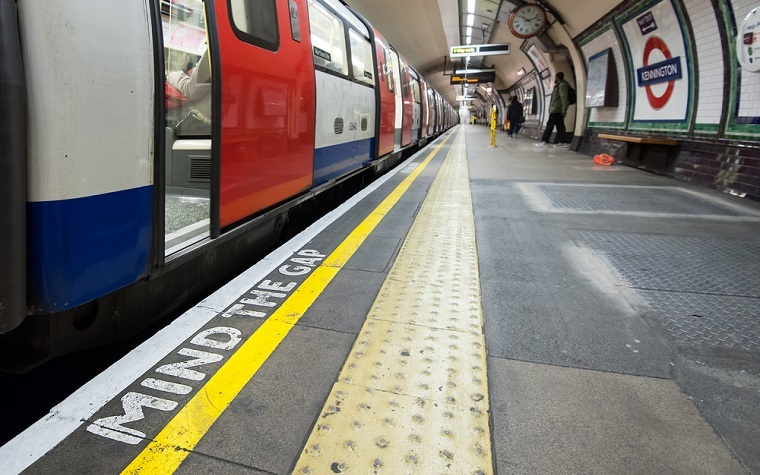 London has banned advertisements that feature unrealistic body images on its public transportation system.