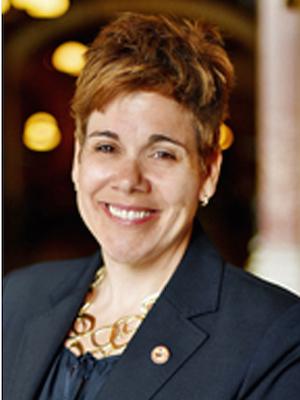 Sen. Jennifer Bertino-Tarrant (D-Shorewood)