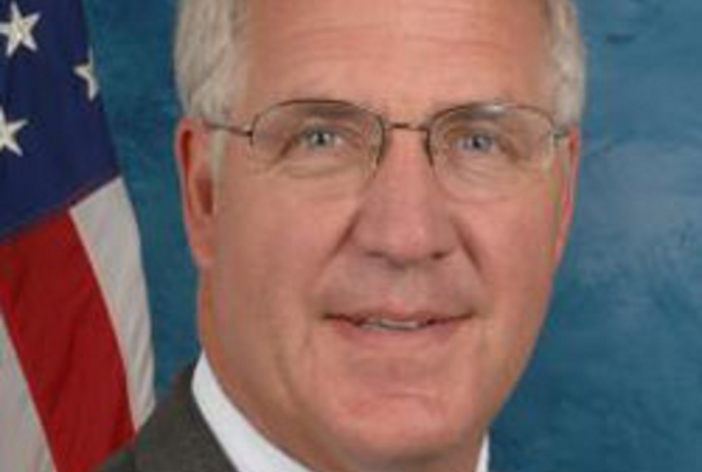 """Rep. John Shimkus' domain in Washington, D.C., will now include """"jurisdiction over the Clean Air Act."""""""