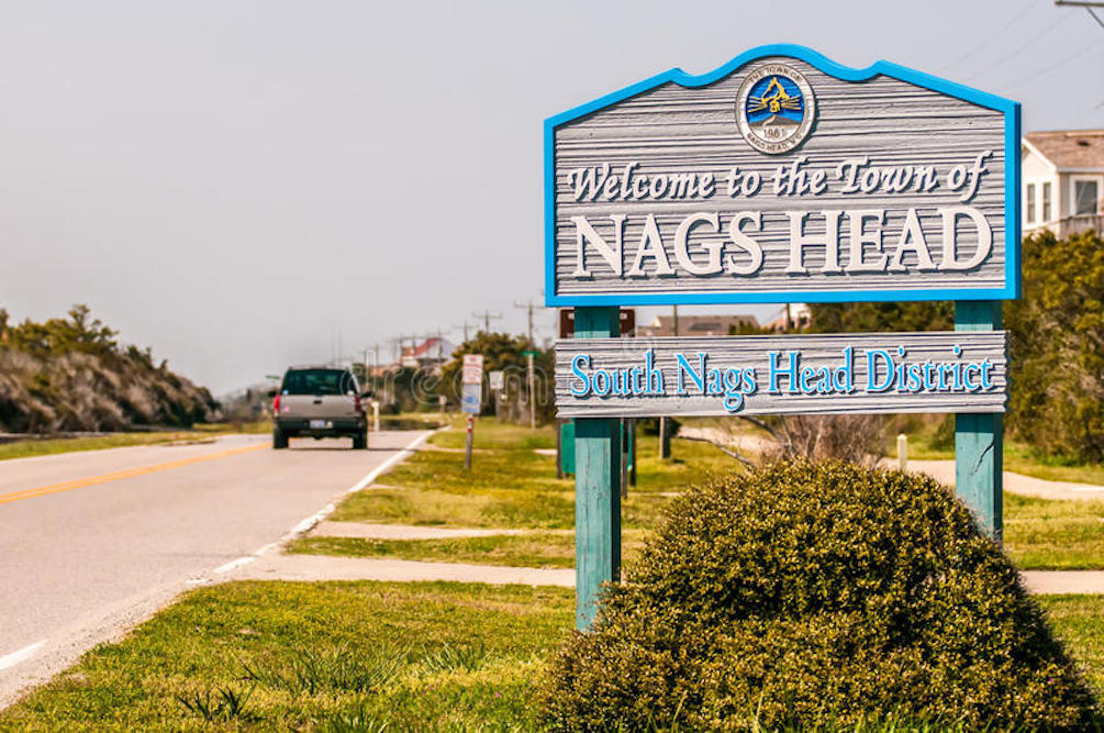 Town nags head scenes outer banks nc 40084425