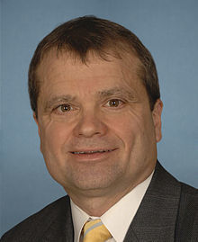 Rep. Mike Quigley delivers speech against right-to-work laws.