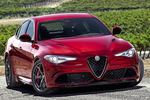 The Giulia will come in four- and six-cylinder variants in 276 and 505-horsepower strengths.