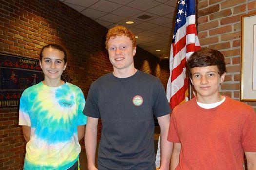 Mariemont High School congratulates essay contest semi-finalists