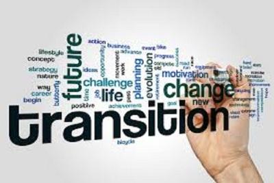 Medium transition