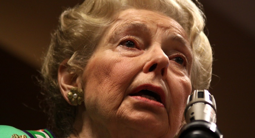Phyllis Schlafly's death is September deepened a rift among her children over the organization she founded in 1972.