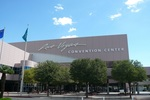 The Las Vegas Convention Center.