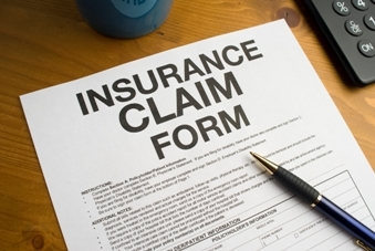 Insurance claim forms image