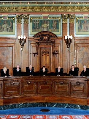 Illinois State Supreme Court Justices