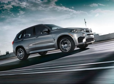 Midsize SUVS, like this 2016 BMW X5 M, are among the luxury vehicles that appeal to some women.