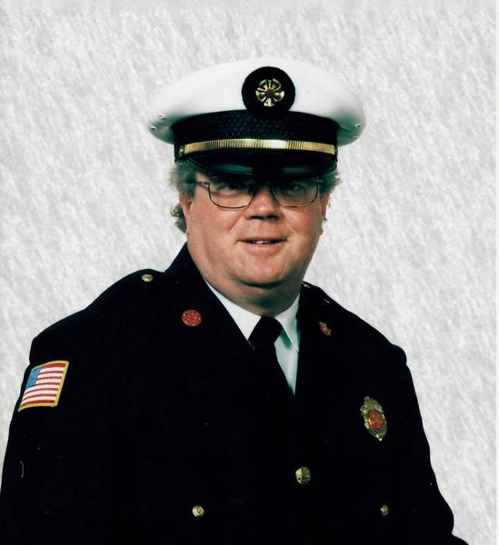 East Joliet Fire Chief Robert Scholtes Jr.