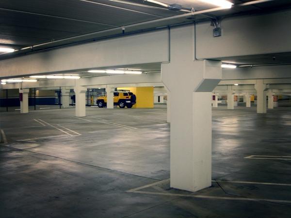 Large parkinggarage