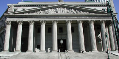 Manhattan Supreme Court, home to NYCAL