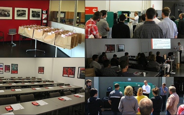 Cummins Power Generation and Cummins Western Canada jointly hosted an Open House where it promoted Cummins' capabilities in the Tier 4 Final rental sector.