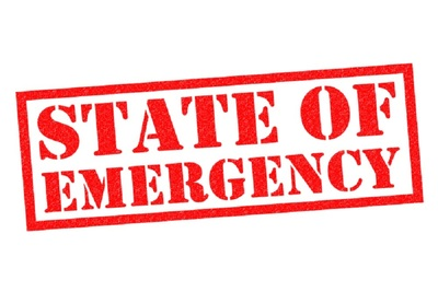 Medium state of emergency