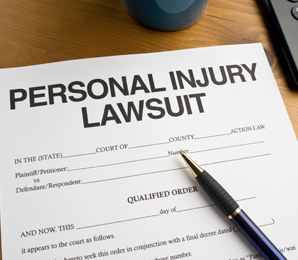Personal injury lawsuit raleigh