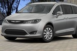 The Chrysler Pacifica Touring-L has a new and updated look.
