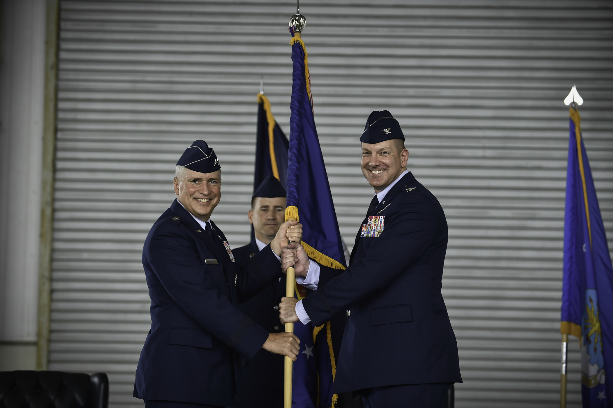 Lyman commands Joint Base Charleston