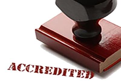 Medium accreditation