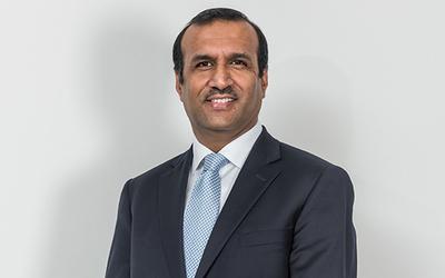 Sohail Qadir, vice president of Omantel's Wholesale Business Unit