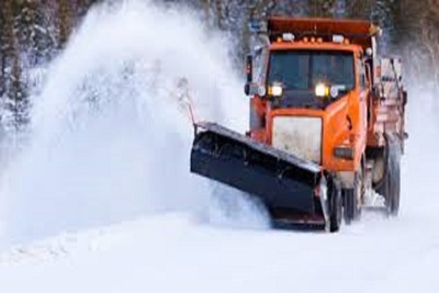 Medium snowplow