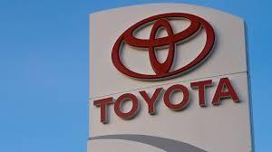 November 2018 sales of the Toyota division declined 0.3 percent on a volume basis.