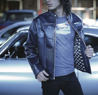California-based Platinum Dirt is creating clothing and accessories sourced from the leather seat covers of decommissioned automobiles.